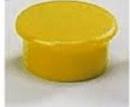 Dahle magnet Y 24 mm, 6 komada, žuti