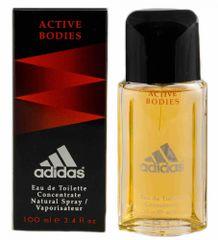 Adidas Active Bodies toaletna voda, 100 ml