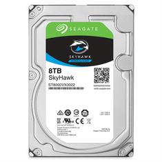 Seagate tvrdi disk SkyHawk, 8TB 7200 256MB SATA 6Gb/s