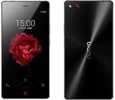 nubia Z9 Max, 3GB/32GB, Dual SIM, černý - zánovní