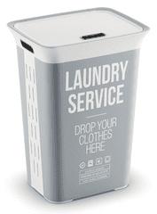Kis Kosz na pranie 50 l Chic Hamper Home Laundry Service