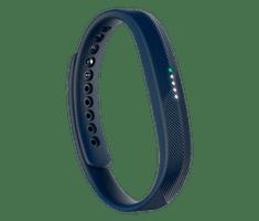 Fitbit aktivna zapestnica Flex 2, Navy