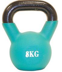 Fitmotiv Uteg kettlebell Neopren 8 kg