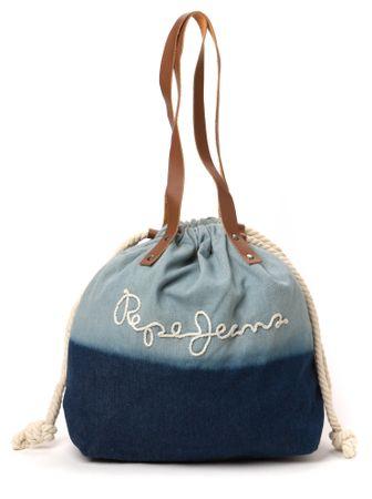 af05698de8 Pepe Jeans modrá kabelka Erin - Alternativy