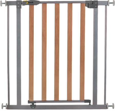 Hauck varnostna ograja Wood Lock Safety Gate