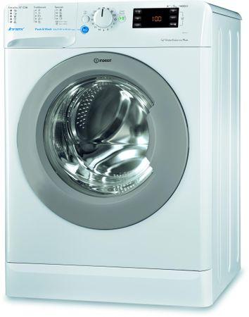 Indesit BWE 71453X WSSS EU Elöltöltős mosógép