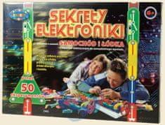 Teddies Tajemství elektroniky - Auto, loď 50 experimentů
