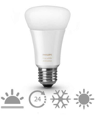Philips HUE žiarovka E27 A19 9.5W