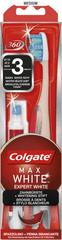 Colgate Max White Expert White zubná kefka + bieliace pero