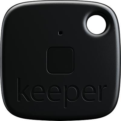Gigaset Keeper Bluetooth Kulcstartó, Fekete