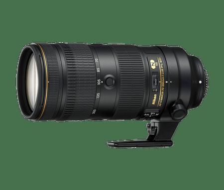 Nikon objektiv Nikkor 70-200 mm /2.8 E FL ED VR