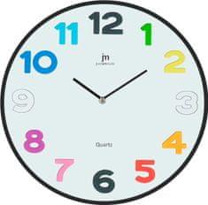 Lowell Designové nástenné hodiny 14872