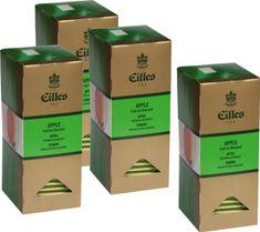 Eilles Herbata jabłkowa 4 x 25 szt.