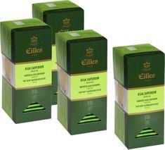 Eilles Tee Grüntee Asia Superior 4x 25 sáčků