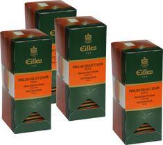 Eilles Tea English Select Ceylon, 4 x 25ks