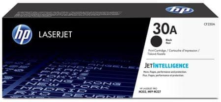 HP wkład z czarnym tonerem 30A LaserJet (CF230A)