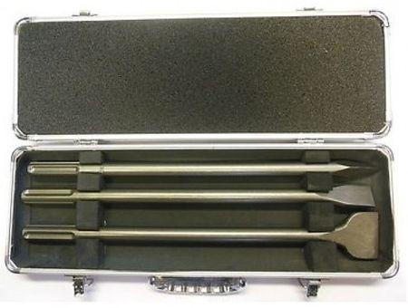 Makita zestaw dłut D-40543 SDS-MAX 3 szt.