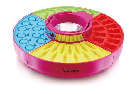 Sweetoo SW-SCM001 Gumicukor készítő gép