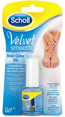 Scholl Velvet Smooth ulje za nokte 7,5 ml