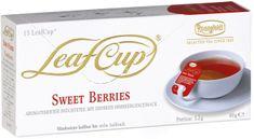 Ronnefeldt LeafCup Sweet Berries, 15 vrečk
