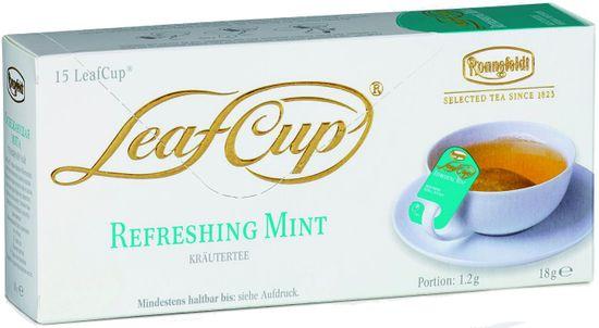 Ronnefeldt LeafCup Refreshing Mint - 15 porcií