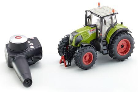 SIKU Control - RC traktor Control - RC traktor Class Axion 850 s diaľkovým ovládaním