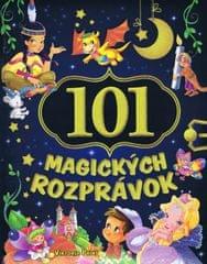 autor neuvedený: 101 magických rozprávok