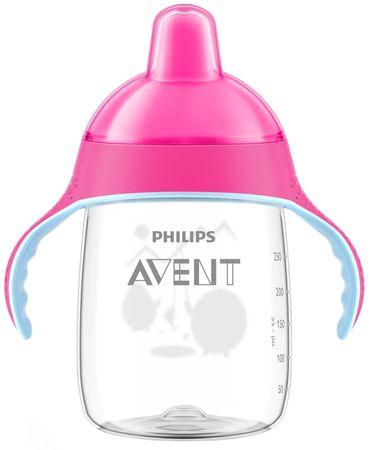 Avent Cumisüveg, 340 ml, Rózsaszín