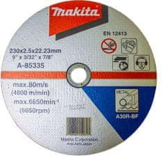 Makita tarcza tnąca 230x2,5x22mm (Z60T-BF)