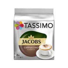 Jacobs kapsułki z kawą T-Disc Cappuccino - 2x