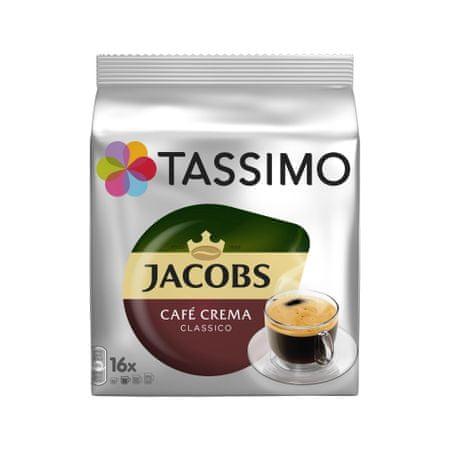 Jacobs kapsułki z kawą T-Disc Caffe Crema - 2x