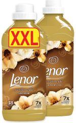 Lenor mehčalec Gold Orchid 2x 1,14 l