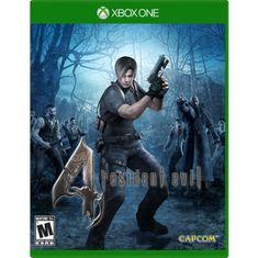 Capcom igra Resident Evil 4 HD (Xbox One)