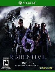 Capcom igra Resident Evil 6 (Xbox One)