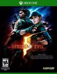 Capcom igra Resident Evil 5 (Xbox One)