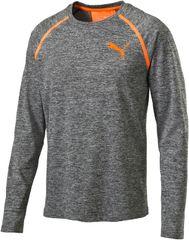 Puma muška majica Bonded Tech LS Tee, siva