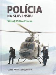 Longhitano Guido Andrea: Polícia na Slovensku