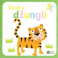 Živali v džungli