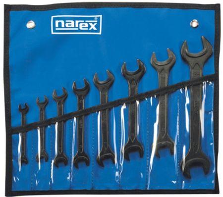 Narex Sada kľúčov 8dielna vinyl (443000581)