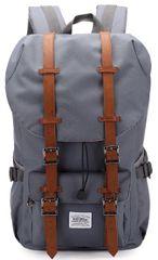 Kaukko ruksak Urban Alpaca, vintage, sivi
