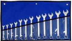 Narex zestaw kluczy płako-oczkowych, 12 elementów (443000586)
