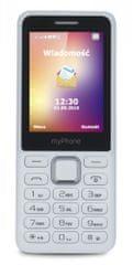 myPhone telefon komórkowy 6310, biały