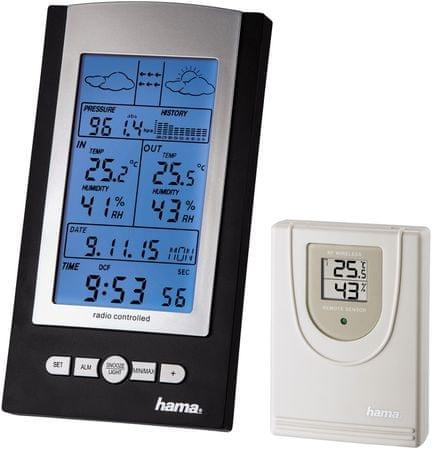 Hama EWS-800 Időjárás állomás