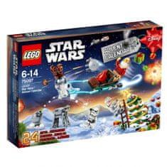 LEGO Star Wars 75097 Kalendarz Adwentowy - II jakość