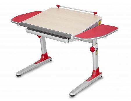Dětský rostoucí stůl Profi 3, červená