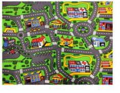 Vopi Dětský koberec City life 140x200 cm