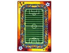 Vopi Dětský koberec Fotbal 80x120 cm