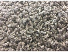 Vopi Kusový koberec Color Shaggy šedý 200x300 cm
