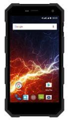 myPhone HAMMER ENERGY, 2GB/16GB, čierny