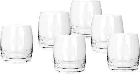Banquet set kozarcev za viski Leona, 280 ml, 6 kosov